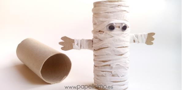 halloween-bambini-mummia