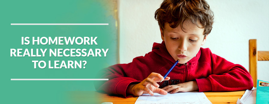 homework is essential Homework is a set of tasks assigned by teachers to a student, which is to perform outside the class homework may include writing, math problems to be solved or material related to testing.