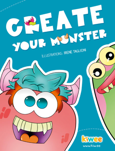 picture regarding Build a Monster Printable identified as Game E-book Develop your Monster